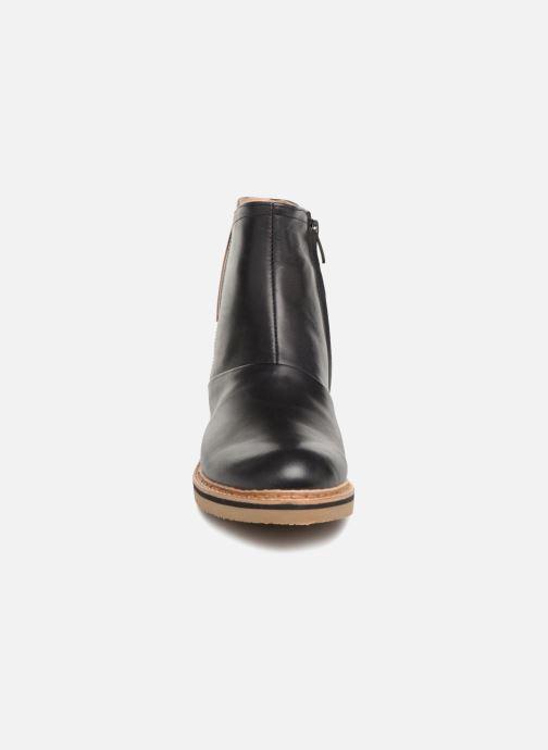 Boots en enkellaarsjes Neosens Albilla S927 Zwart model