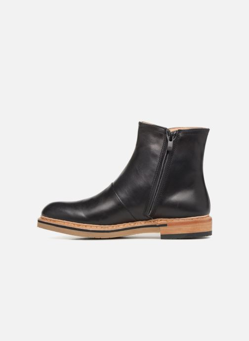 Boots en enkellaarsjes Neosens Albilla S927 Zwart voorkant