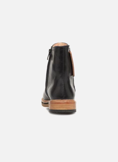 Boots en enkellaarsjes Neosens Albilla S927 Zwart rechts