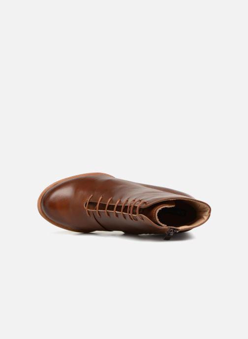 Boots en enkellaarsjes Neosens Beba S934 Bruin links