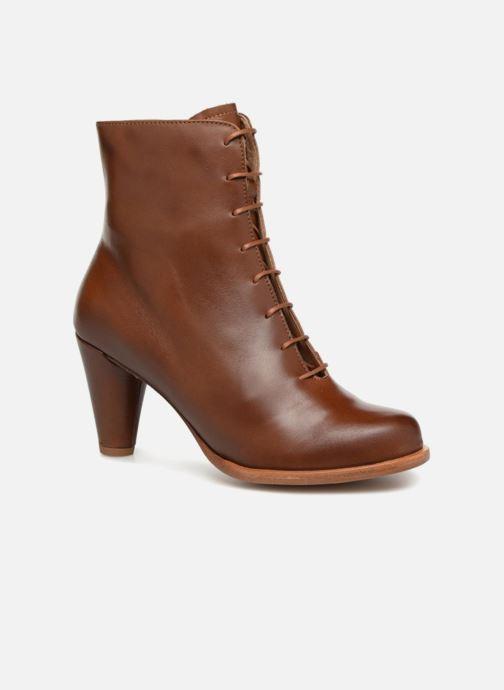 Boots en enkellaarsjes Neosens Beba S934 Bruin detail