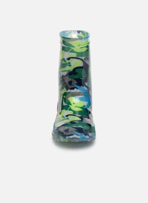Bottes Be Only Jungle Flash Vert vue portées chaussures
