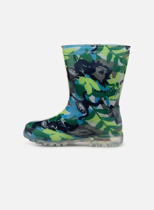 Boots & wellies Be Only Jungle Flash Green front view