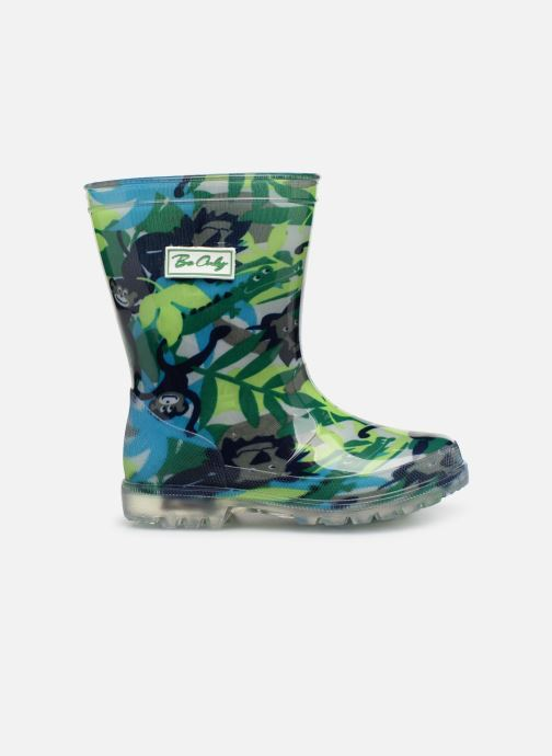Boots & wellies Be Only Jungle Flash Green back view