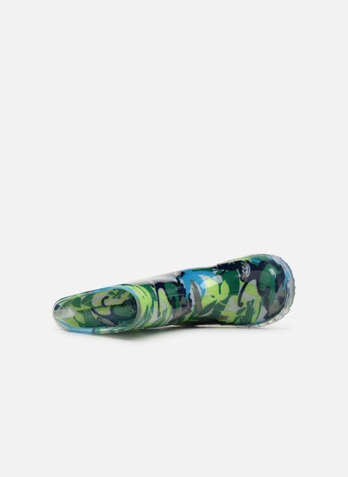 Støvler & gummistøvler Be Only Jungle Flash Grøn se fra venstre