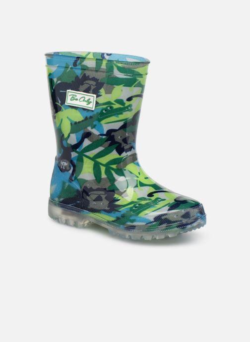 Støvler & gummistøvler Be Only Jungle Flash Grøn detaljeret billede af skoene