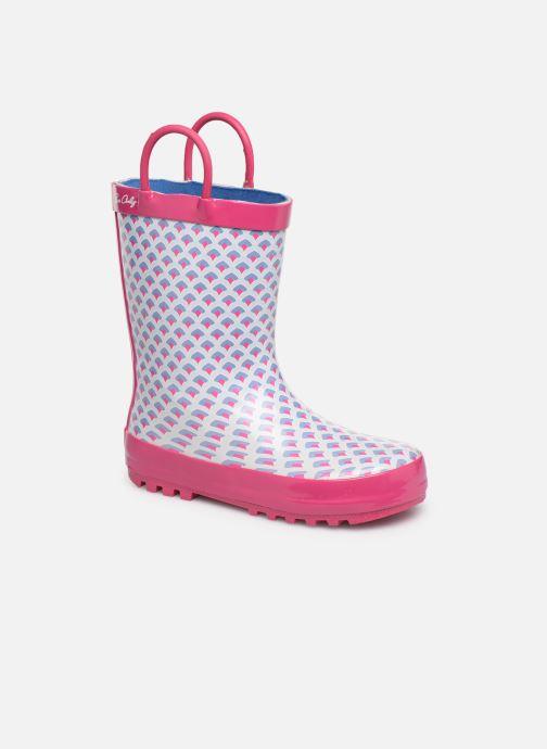Støvler & gummistøvler Be Only Melli Blå detaljeret billede af skoene