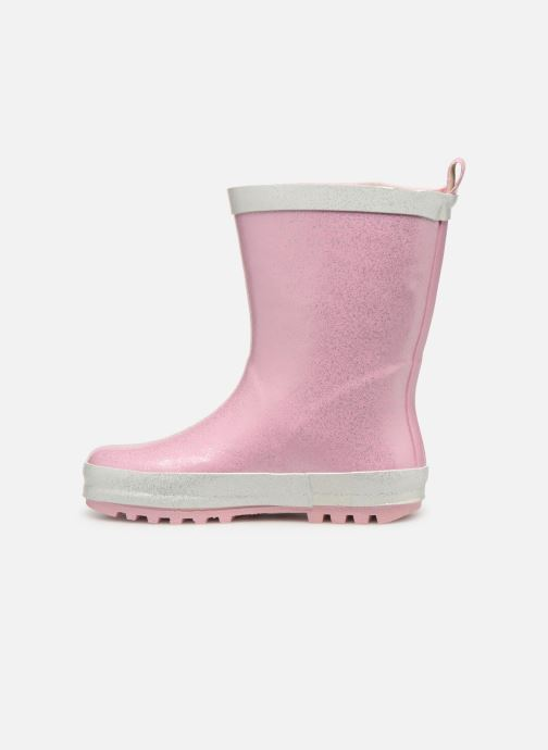 Bottes Be Only Ondine Rose Glitters Rose vue face