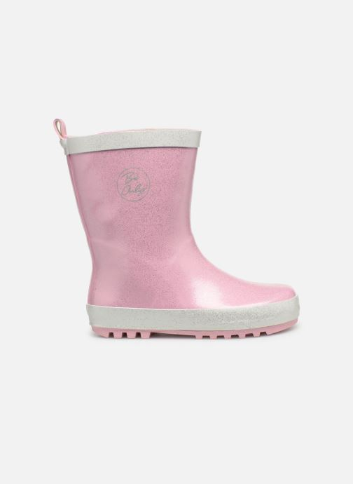Boots & wellies Be Only Ondine Rose Glitters Pink back view
