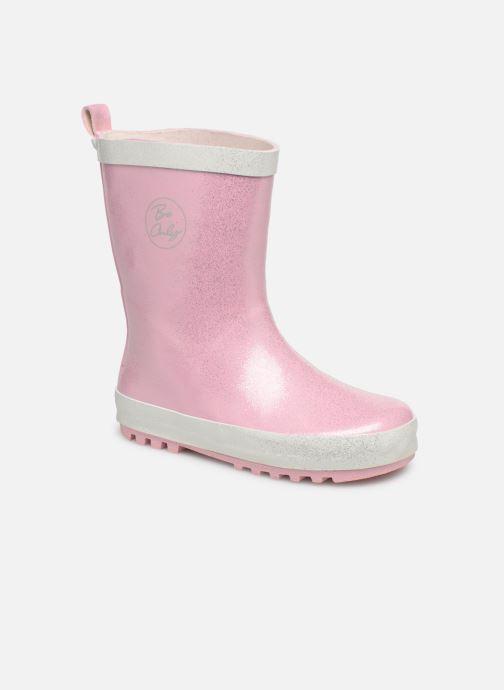 Støvler & gummistøvler Be Only Ondine Rose Glitters Pink detaljeret billede af skoene