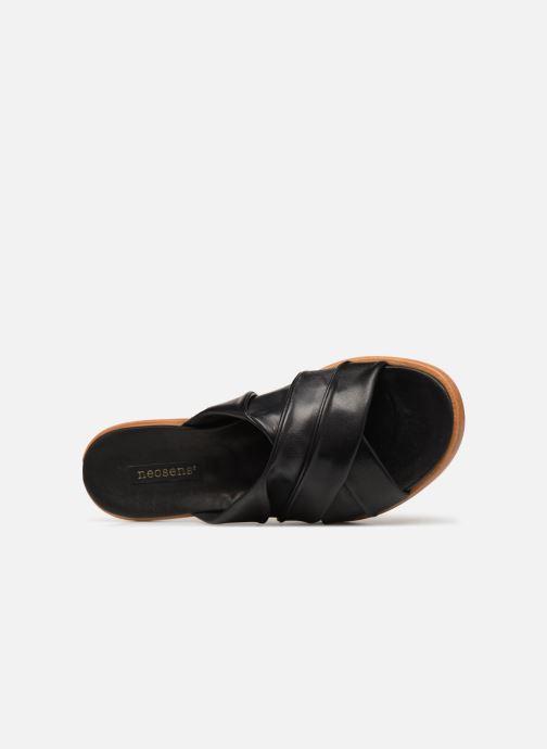 Wedges Neosens AURORA S916 Zwart links