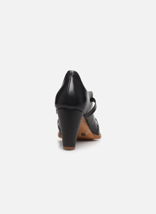 Escarpins Neosens BEBA S960 Noir vue droite