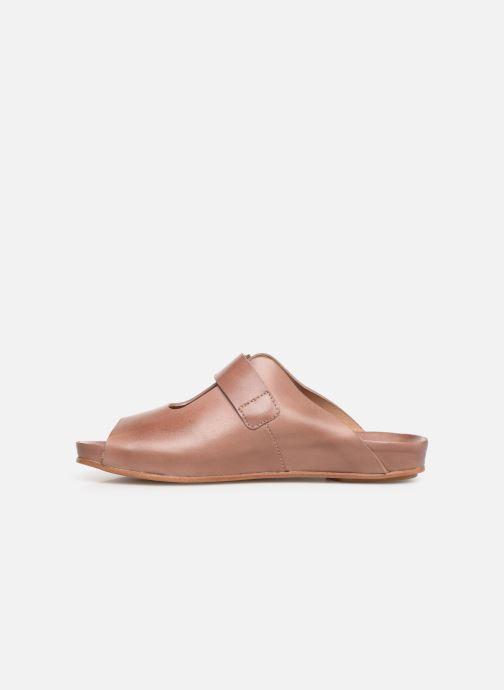 Clogs & Pantoletten Neosens LAIREN S951 rosa ansicht von vorne