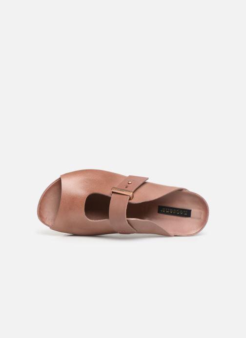 Clogs & Pantoletten Neosens LAIREN S951 rosa ansicht von links