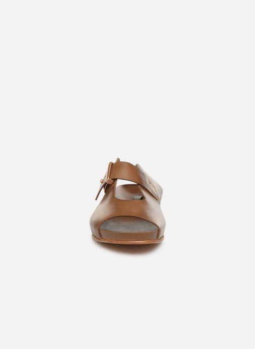 Mules et sabots Neosens LAIREN S951 Marron vue portées chaussures