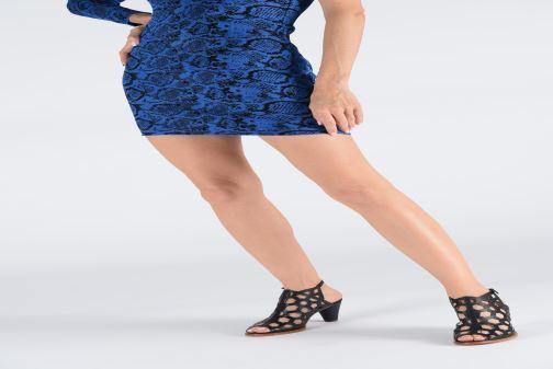 Sandali e scarpe aperte Neosens MONTUA S998 Nero immagine dal basso