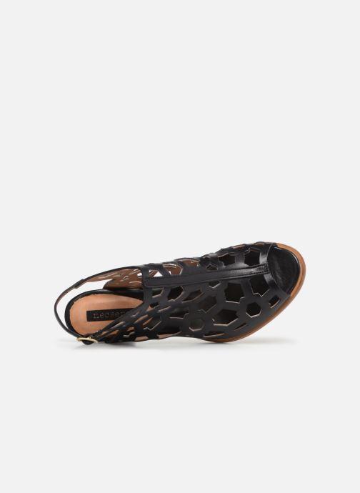 Sandali e scarpe aperte Neosens MONTUA S998 Nero immagine sinistra