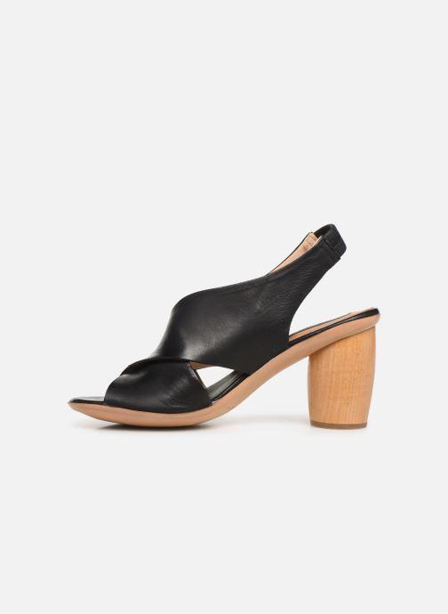 Sandali e scarpe aperte Neosens MULATA S629 Nero immagine frontale