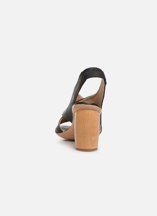 Sandali e scarpe aperte Neosens MULATA S629 Nero immagine destra