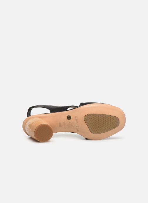 Sandali e scarpe aperte Neosens MULATA S629 Nero immagine dall'alto
