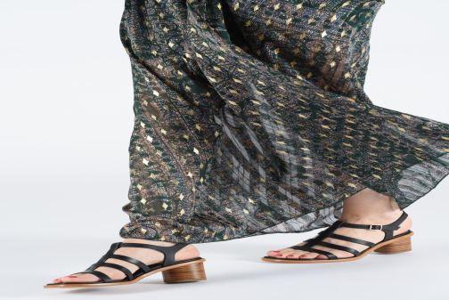 Sandali e scarpe aperte Neosens TINTILLA S977 Nero immagine dal basso