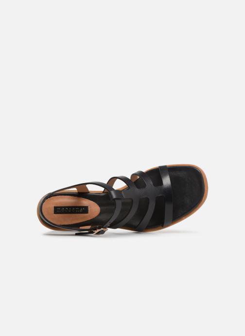 Sandali e scarpe aperte Neosens TINTILLA S977 Nero immagine sinistra