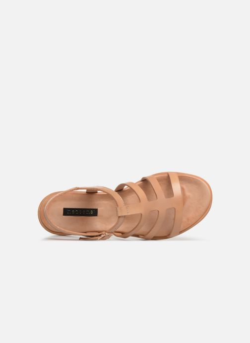 Sandali e scarpe aperte Neosens AURORA S915 Beige immagine sinistra