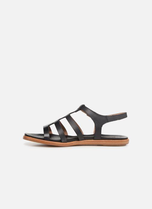 Sandals Neosens AURORA S915 Black front view
