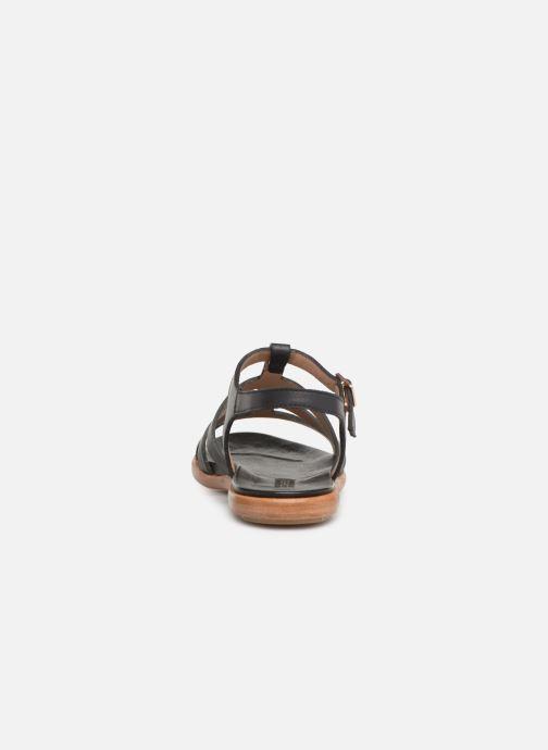 Sandales et nu-pieds Neosens AURORA S915 Noir vue droite