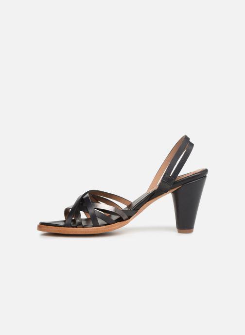 Sandales et nu-pieds Neosens MONTUA S967 Noir vue face