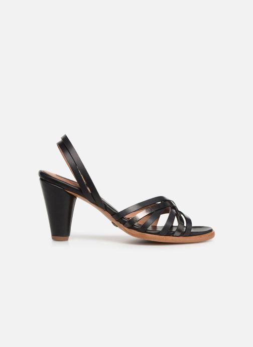 Sandales et nu-pieds Neosens MONTUA S967 Noir vue derrière