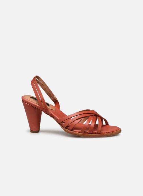 Sandales et nu-pieds Neosens MONTUA S967 Rose vue derrière