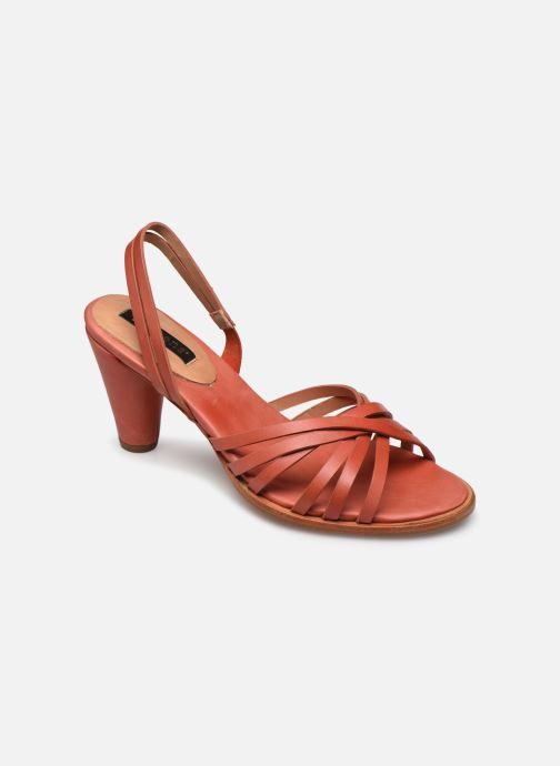 Sandales et nu-pieds Neosens MONTUA S967 Rose vue détail/paire
