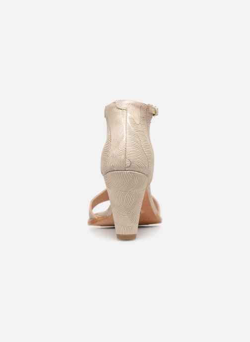 Sandals Neosens MONTUA S990 Beige view from the right
