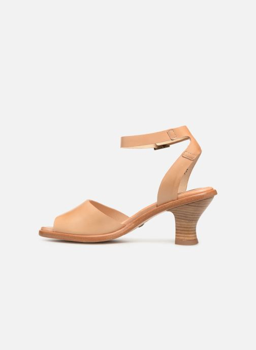 Sandales et nu-pieds Neosens NEGREDA S984 Beige vue face