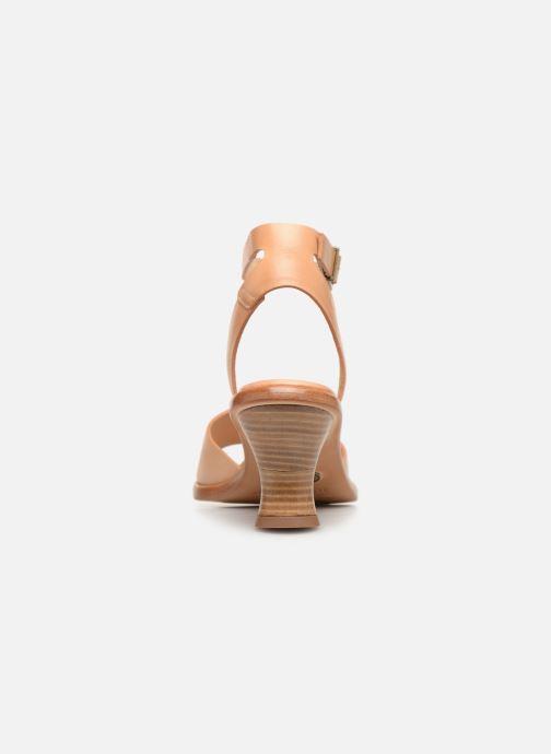 Sandales et nu-pieds Neosens NEGREDA S984 Beige vue droite