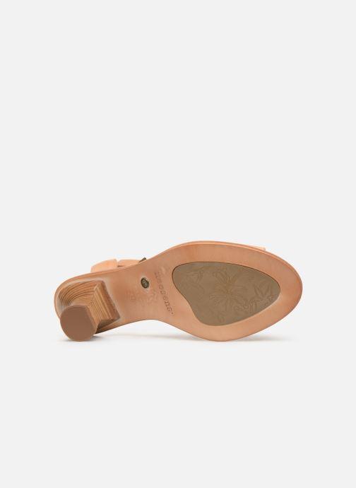 Sandales et nu-pieds Neosens NEGREDA S984 Beige vue haut