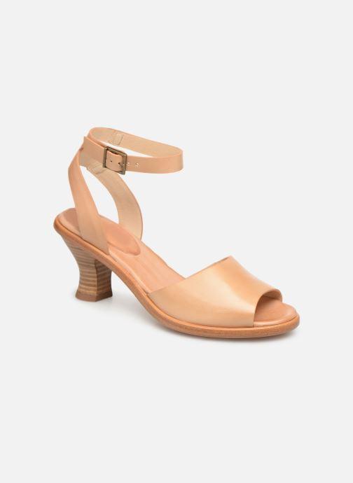 Sandales et nu-pieds Neosens NEGREDA S984 Beige vue détail/paire