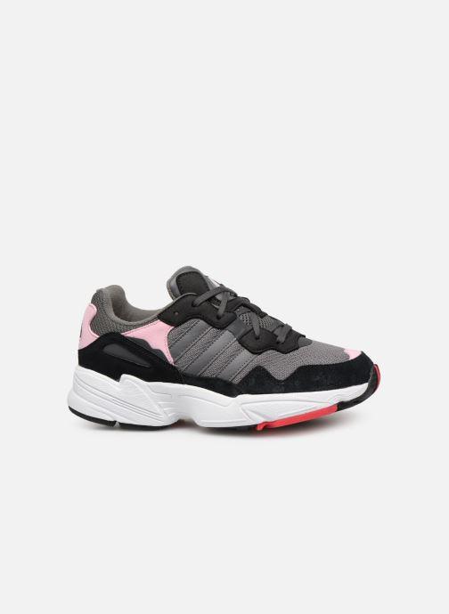 Sneakers adidas originals Yung-96 J Grijs achterkant