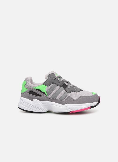 Sneaker adidas originals Yung-96 J grau ansicht von hinten
