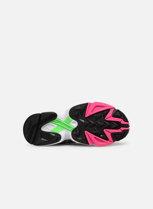 Sneaker adidas originals Yung-96 J grau ansicht von oben