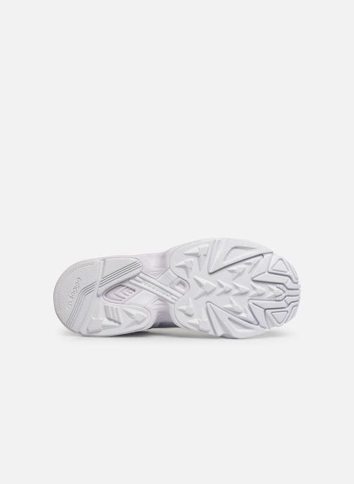 Sneakers adidas originals Yung-96 J Bianco immagine dall'alto