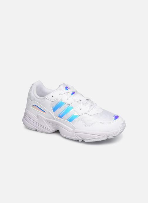 Sneaker adidas originals Yung-96 J weiß detaillierte ansicht/modell