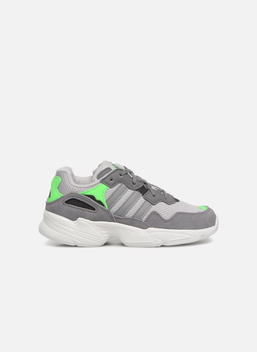 Sneakers adidas originals Yung-96 C Grijs achterkant