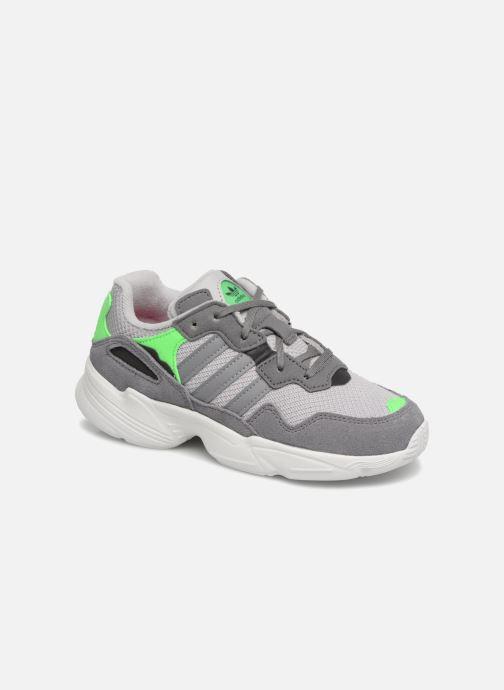 Sneakers adidas originals Yung-96 C Grijs detail