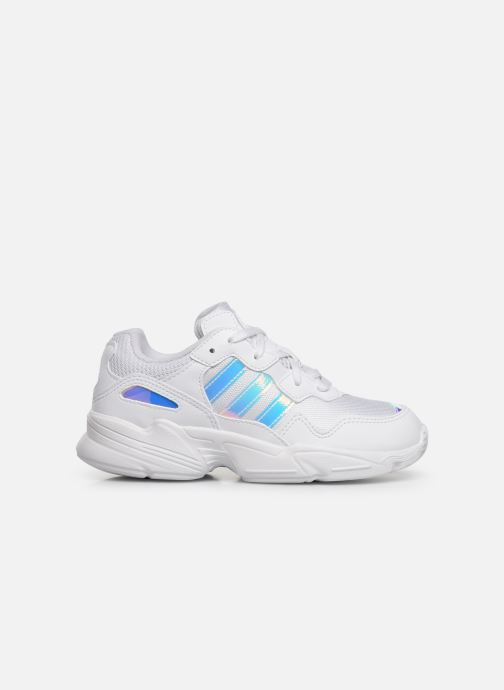 Sneakers adidas originals Yung-96 C Wit achterkant