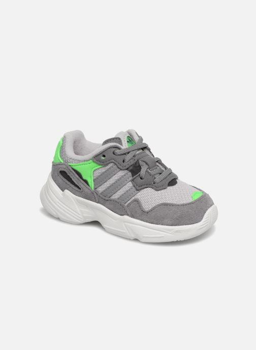 Sneakers adidas originals Yung-96 EL I Grijs detail