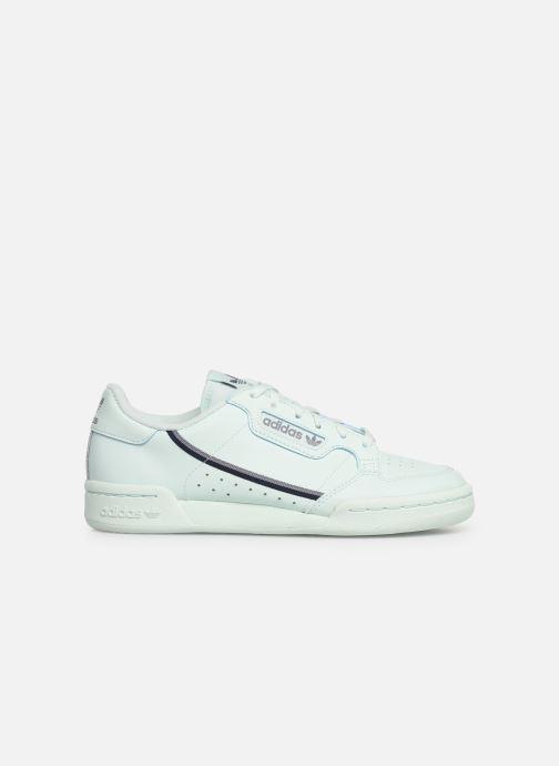 Sneaker adidas originals Continental 80 J blau ansicht von hinten