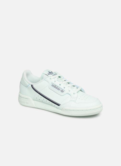 adidas originals Continental 80 J (Bleu) - Baskets chez ...