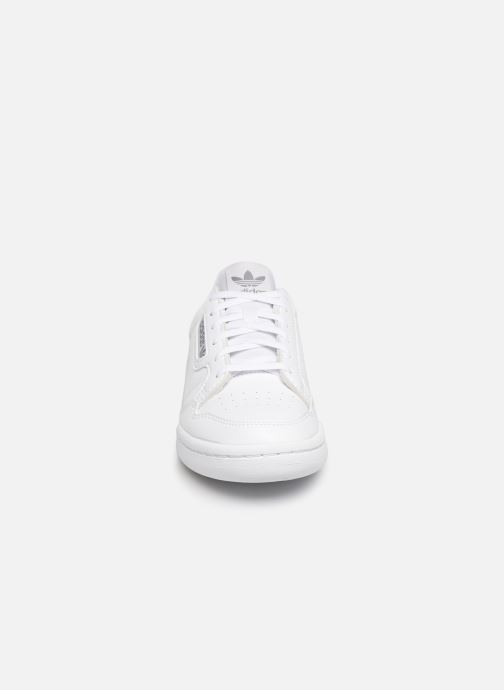 Sneakers adidas originals Continental 80 J Wit model